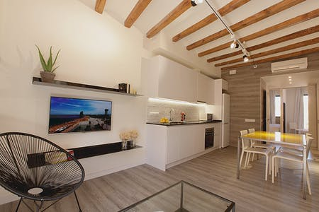 Apartamento para alugar desde 01 Jan 2019 (Carrer Tortellà, Barcelona)