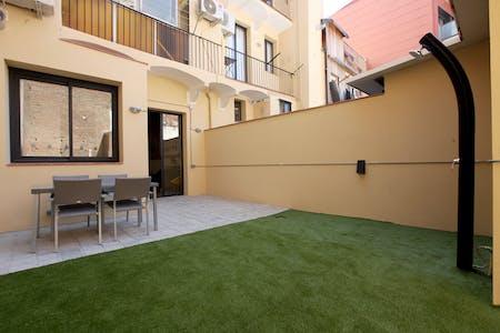 Apartamento para alugar desde 15 Dec 2018 (Carrer Tortellà, Barcelona)