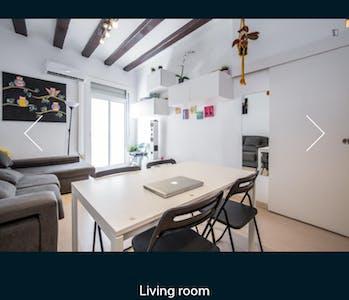 单人间租从14 12月 2018 (Carrer de Ferlandina, Barcelona)