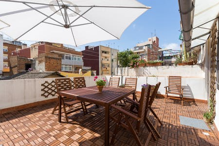 Apartamento de alquiler desde 10 oct. 2019 (Carrer de Martorell, L'Hospitalet de Llobregat)