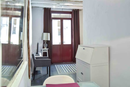 Apartment for rent from 26 Jun 2019 (Carrer de Fonollar, Barcelona)