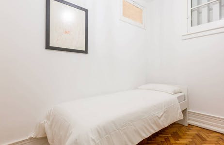 Private room for rent from 20 Dec 2019 (Rua Passos Manuel, Lisbon)