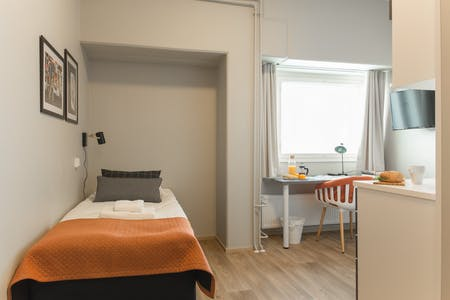 Privé kamer te huur vanaf 19 jan. 2019 (Borrargatan, Espoo)