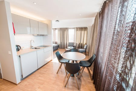Private room for rent from 20 Jan 2019 (Hitsaajankatu, Helsinki)