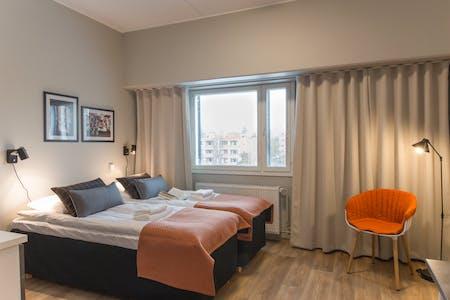 Private room for rent from 27 Jun 2019 (Borrargatan, Espoo)