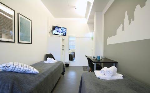 Privé kamer te huur vanaf 19 jan. 2019 (Kornetintie, Helsinki)