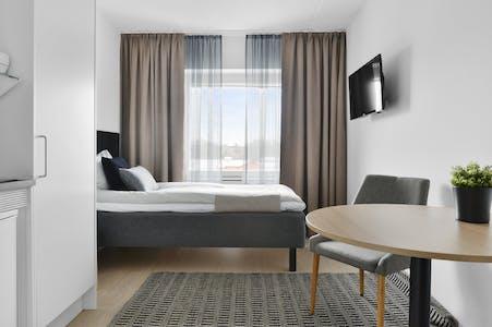 Wohnung zur Miete ab 09 Apr. 2020 (Regulatorvägen, Flemingsberg)