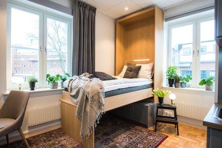 studio apartment stockholm