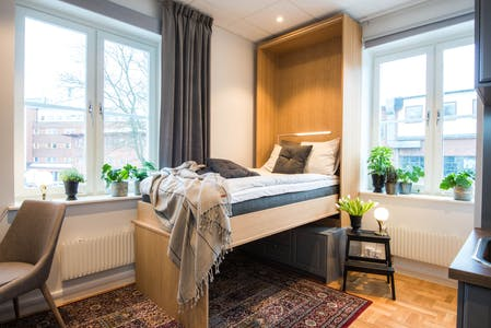 Available from 25 Oct 2021 (Voltavägen, Bromma)