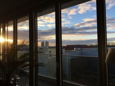 Apartment for rent from 01 Jun 2019 (Ehrenbergstraße, Berlin)