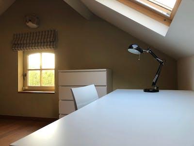 Privé kamer te huur vanaf 02 Apr 2020 (Dokter E. de Croesstraat, Ternat)