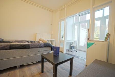 Habitación privada de alquiler desde 16 ago. 2019 (Krugerstraat, Utrecht)