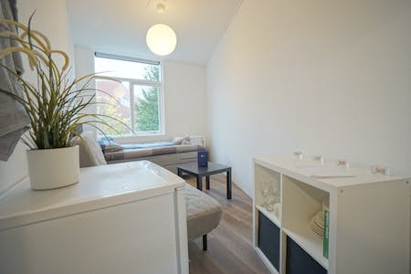 Private room for rent from 16 Aug 2020 (Krugerstraat, Utrecht)