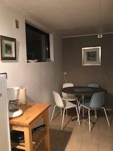 单人间租从01 1月 2019 (Granaskjól, Reykjavík)