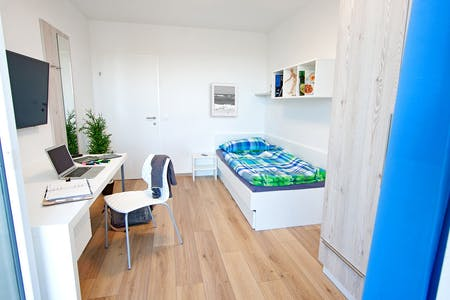 Room for rent from 01 Apr 2019 (Kaisermühlenstraße, Vienna)