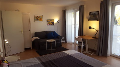 Apartment for rent from 16 Jun 2019 (Heegermühler Weg, Berlin)