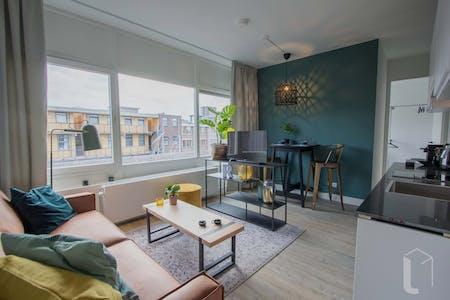 Apartment for rent from 09 Mar 2019 (Pieter de Hoochstraat, Rotterdam)