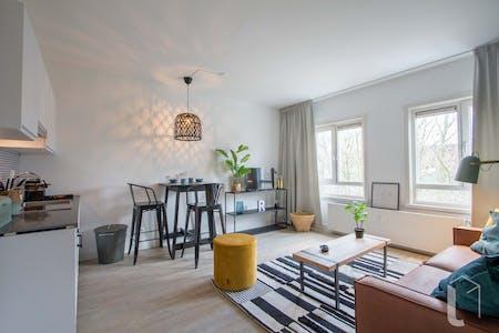Apartment for rent from 10 Dec 2018 (Pieter de Hoochstraat, Rotterdam)