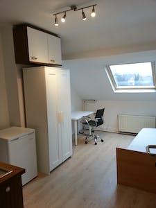 Chambre privée à partir du 01 Apr 2020 (Avenue Paul Janson, Anderlecht)