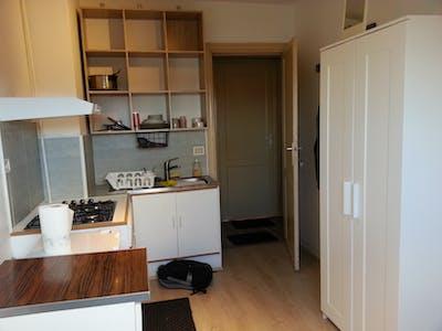 Chambre privée à partir du 01 avr. 2019 (Avenue Paul Janson, Anderlecht)