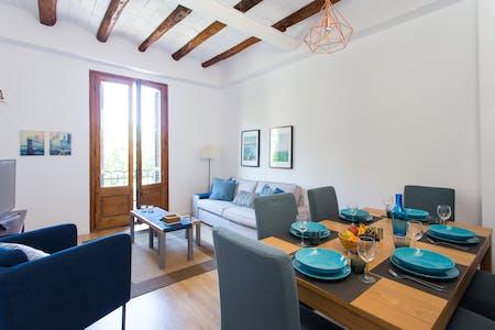 Apartamento de alquiler desde 01 mar. 2019 (Avinguda del Paral.lel, Barcelona)