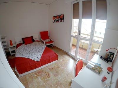 Private Room At Piazza Augusto Conti