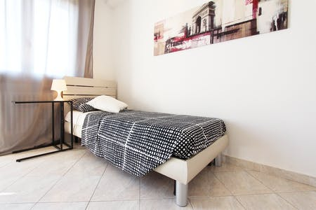Private room for rent from 17 Jan 2019 (Via Torino, Venice)
