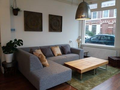Available from 01 Jul 2019 (Maaswijkstraat, Scheveningen)