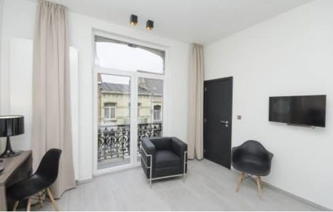 Private room for rent from 01 Nov 2019 (Rue Philippe Baucq, Etterbeek)