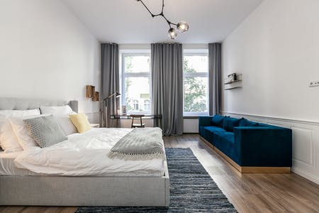 Private room for rent from 01 May 2019 (Wiclefstraße, Berlin)