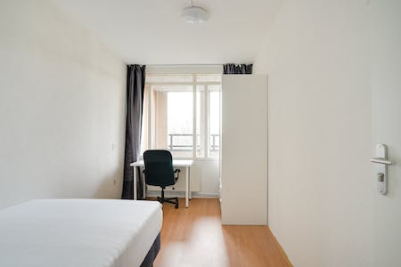 Private room for rent from 01 Aug 2019 (Kobelaan, Rotterdam)