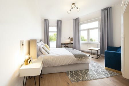 Apartment for rent from 21 Jan 2019 (Corinthstraße, Berlin)