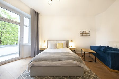 Private room for rent from 15 Dec 2018 (Rochowstraße, Berlin)
