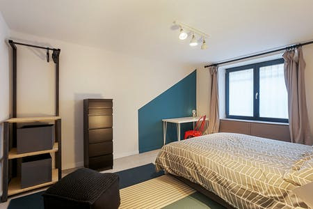 Private room for rent from 01 Feb 2020 (Chaussée de Waterloo, Ixelles)
