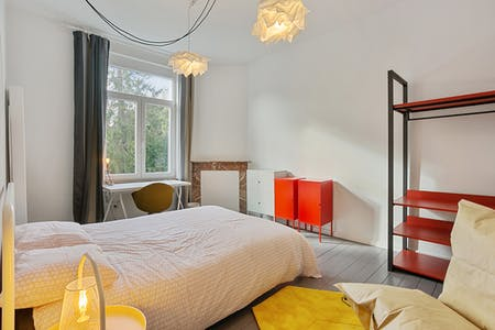 Private room for rent from 01 Mar 2020 (Chaussée de Waterloo, Ixelles)