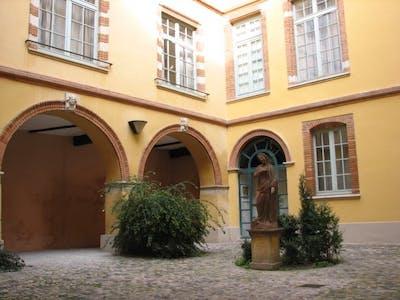 Apartment for rent from 01 Jan 2019 (Rue des Paradoux, Toulouse)