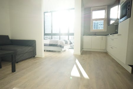 Apartment for rent from 16 Aug 2020 (Honingerdijk, Rotterdam)