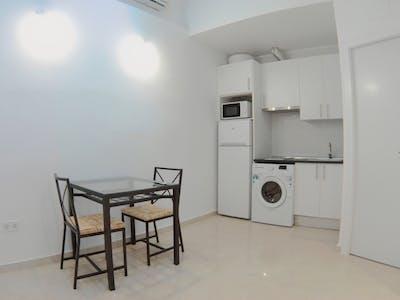 整套公寓租从02 Jun 2019 (Calle de Antonio Prieto, Madrid)