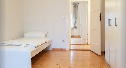 Private room for rent from 01 Aug 2019 (Aronsstraße, Berlin)