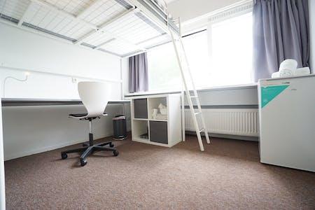 Habitación privada de alquiler desde 16 ago. 2019 (Aristotelesstraat, Rotterdam)