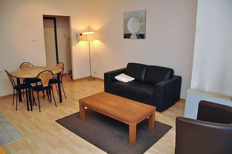整套公寓租从19 2月 2020 (Rue des Eburons, Brussels)