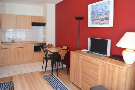 Apartment for rent from 27 Jun 2019 (Rue Stevin, Brussels)