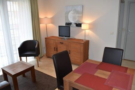 Appartement te huur vanaf 20 feb. 2019 (Avenue de Roodebeek, Schaerbeek)