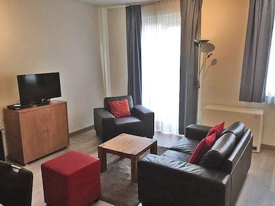 Appartamento in affitto a partire dal 09 apr 2020 (Rue Dumonceau, Brussels)