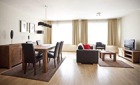 Apartment for rent from 17 Feb 2019 (Avenue de Roodebeek, Schaerbeek)