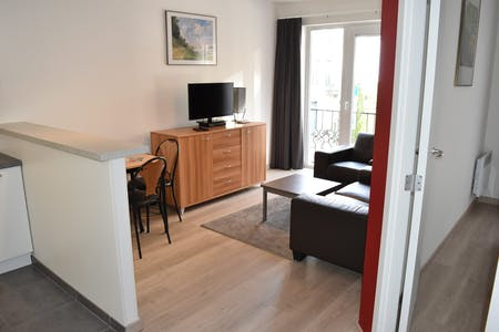 整套公寓租从27 2月 2020 (Rue Stevin, Brussels)