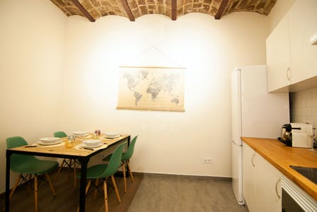 Apartment for rent from 22 Sep 2019 (Passeig de l'Exposició, Barcelona)