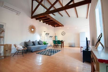 Apartment for rent from 16 Mar 2019 (Carrer de Pere IV, Barcelona)