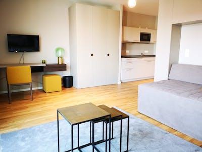 整套公寓租从16 10月 2020 (Lindenstraße, Berlin)