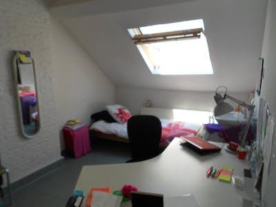 Chambre privée à partir du 01 juil. 2020 (Rue du Moulin, Saint-Josse-ten-Noode)
